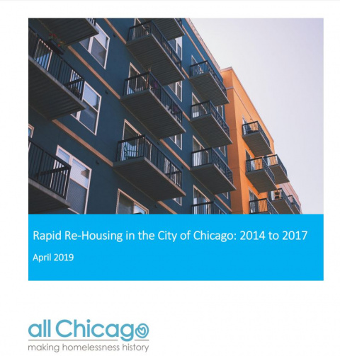 Rapid Re-Housing In The City Of Chicago: 2014 To 2017